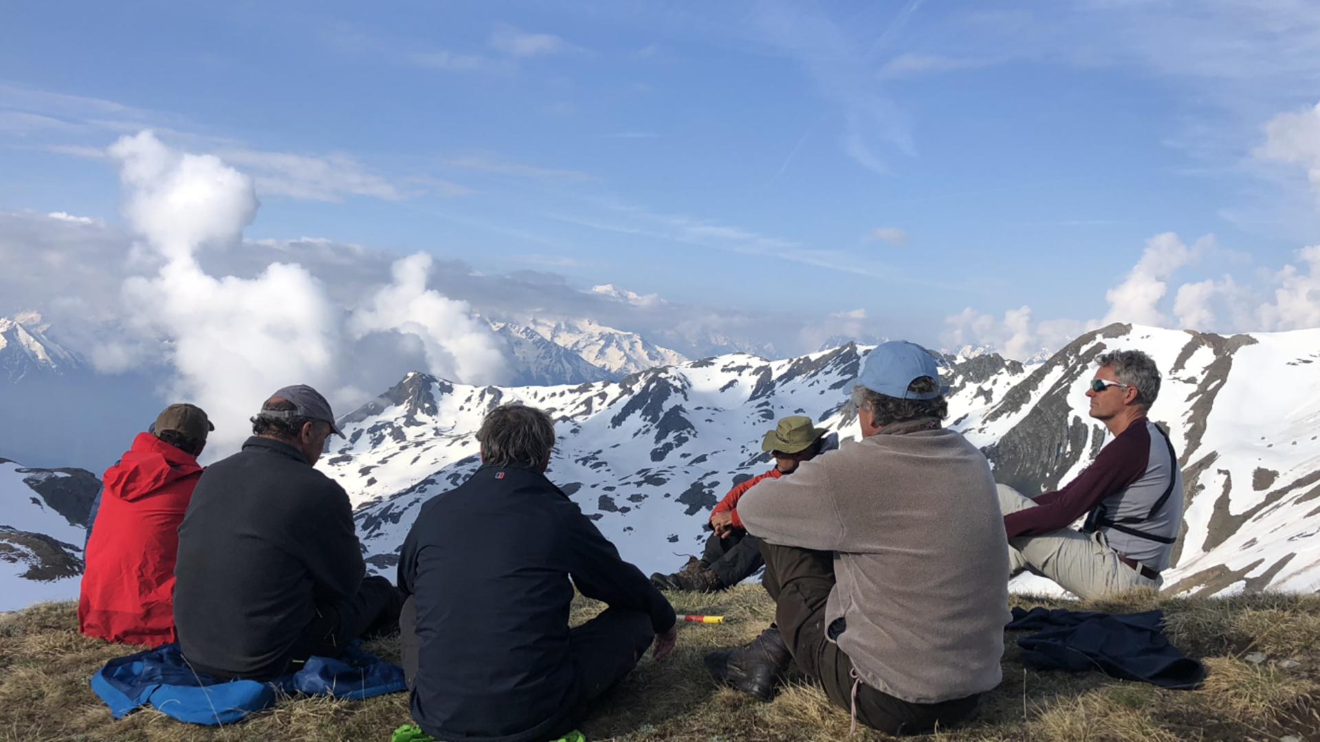 Alpentrail met Foundation for Natural Leadership
